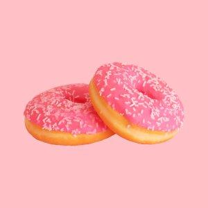 Crunchy Punchy Donuts