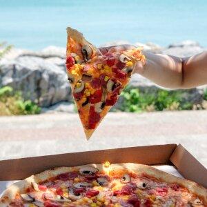Mokey Pizzzza - Such mich